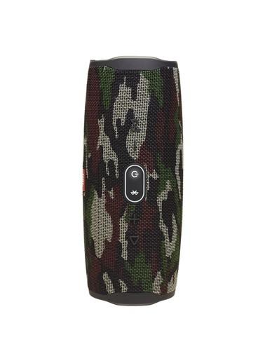 JBL Jbl Charge 4 Squad Su Geçirmez Taşınabilir Askeri Desenli Renkli Bluetooth Hoparlör Renkli